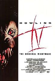 Howling IV: The Original Nightmare Poster