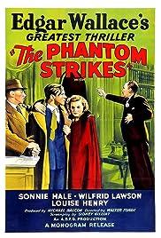 The Phantom Strikes Poster