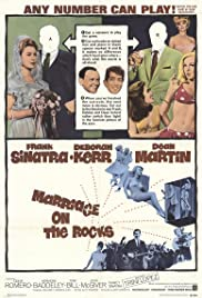 Marriage on the Rocks Poster