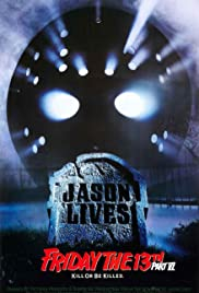 Jason Lives: Friday the 13th Part VI Poster