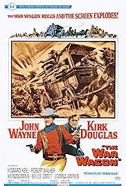 The War Wagon Poster