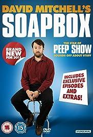 David Mitchell's Soap Box Poster