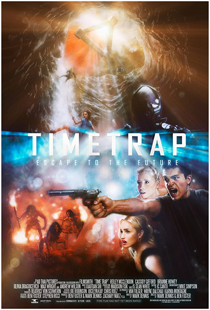 Download Time Trap (2017) 720p HC HDRip x264 AC3 by Full4movies