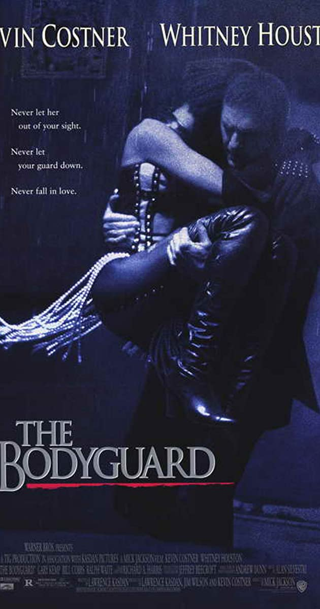 the bodyguard  1992