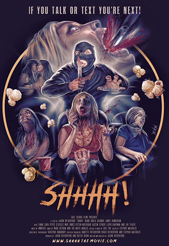 image Shhhh (2018) Full Movie Watch Online HD Print Free Download