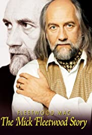 The Mick Fleetwood Story: Two Sticks and a Drum Poster