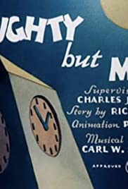 Naughty But Mice Poster