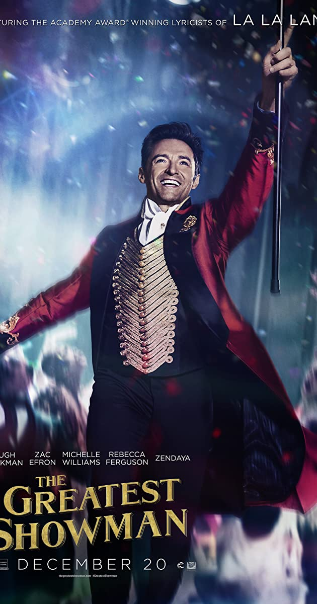 greatest showman imdb