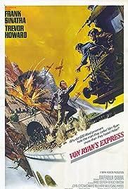 Von Ryan's Express(1965) Poster - Movie Forum, Cast, Reviews
