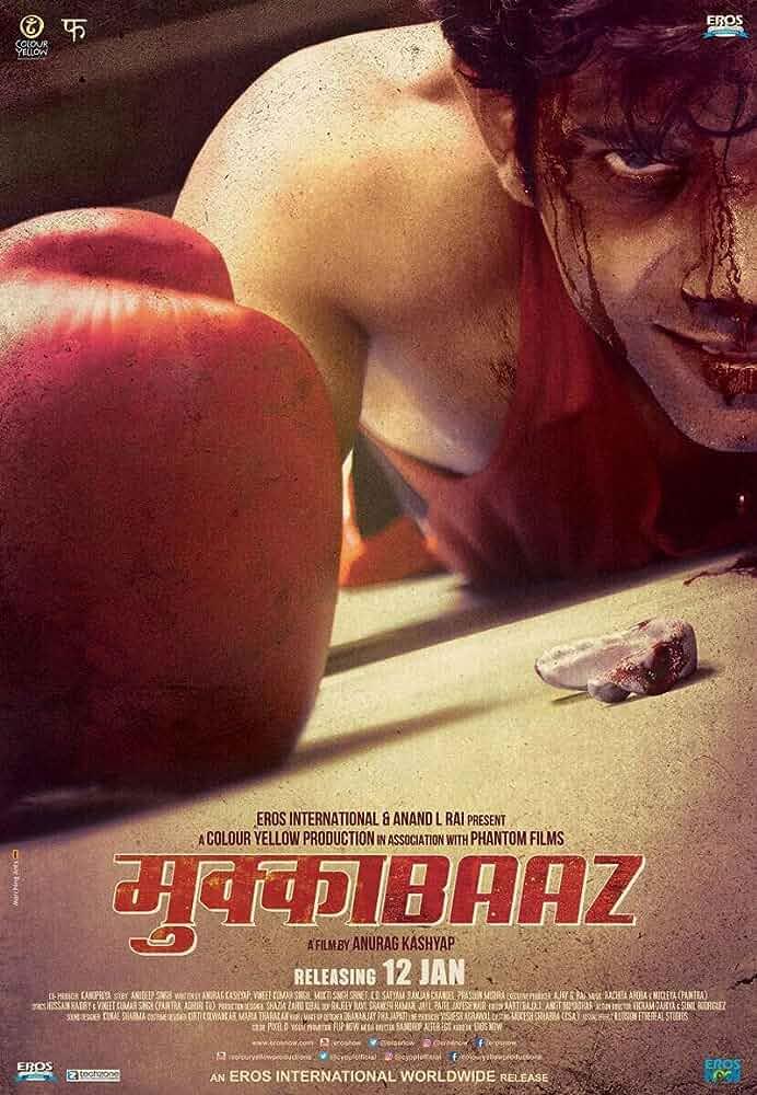 Mukkabaaz 2017 Full Hindi Movie Online Free Download HDTV 720p