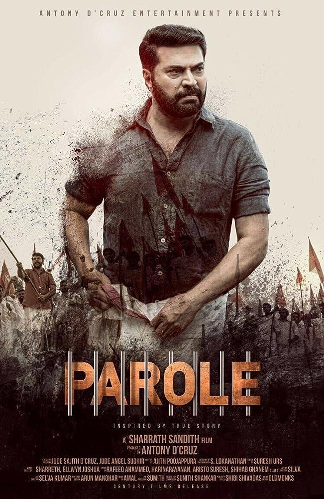 Parole (2018) Malayalam Original HQ DVDRip x264 700MB ESubs