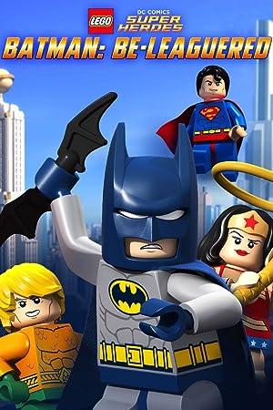 Lego Dc Comics: Batman Be-leaguered