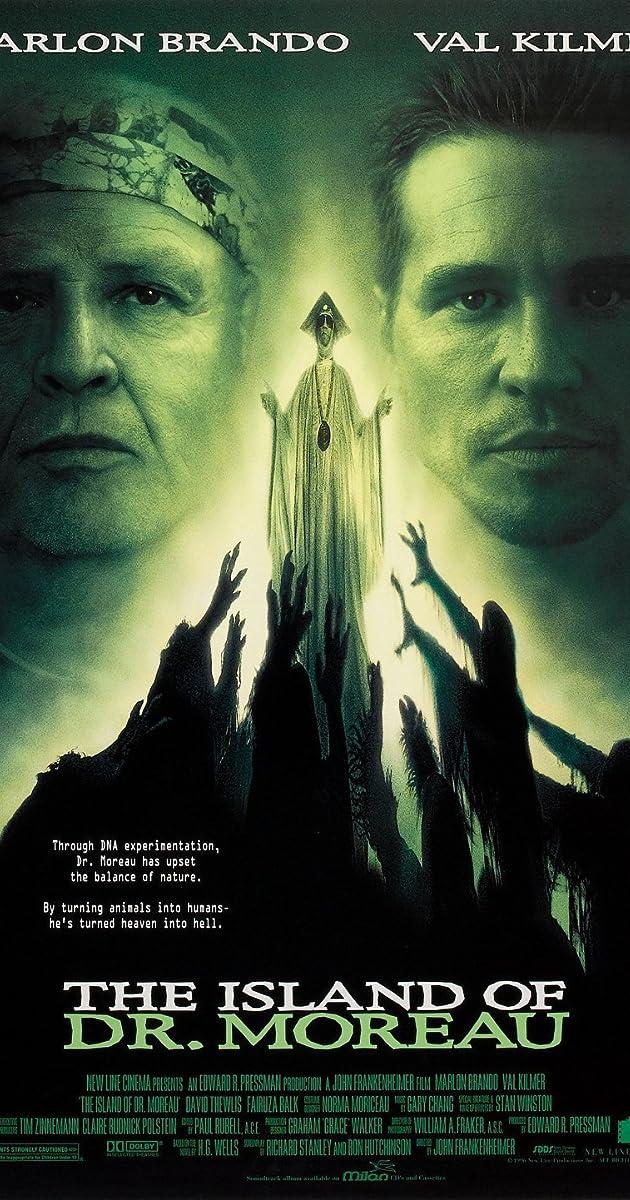 The Island Of Dr Moreau New Movie