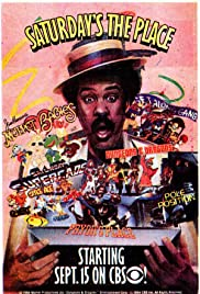 Pryor's Place Poster