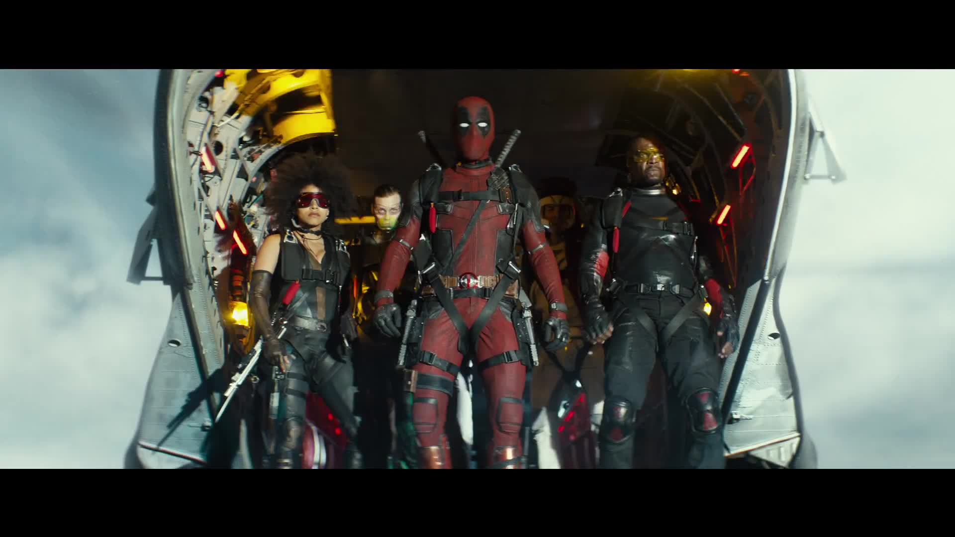 Official Trailer from The Untitled Deadpool Sequel (2018)