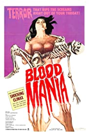 Blood Mania Poster