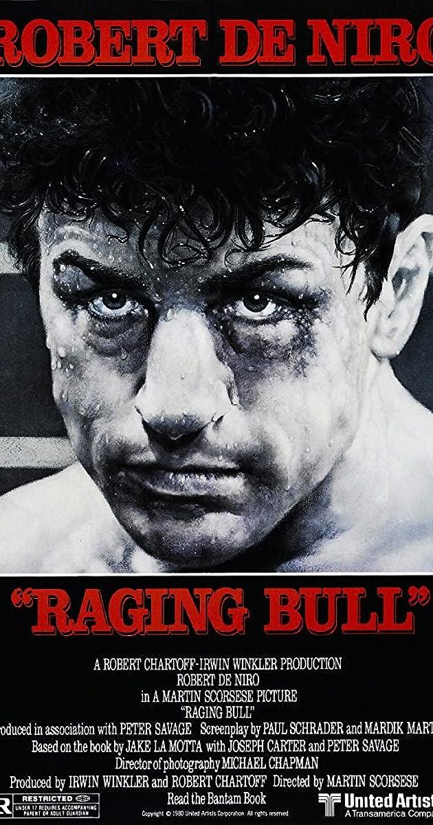 Raginf Bull
