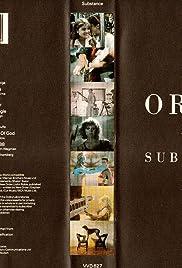 New Order: Substance Poster
