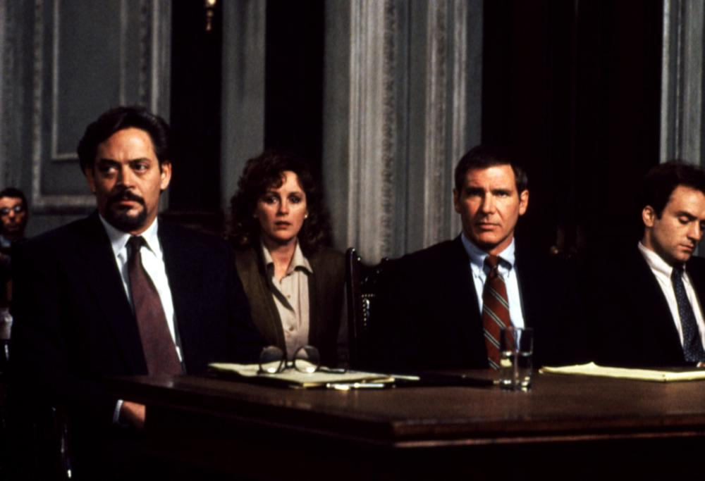 Presumed Innocent 1990 Alluring Bonnie Bedelia