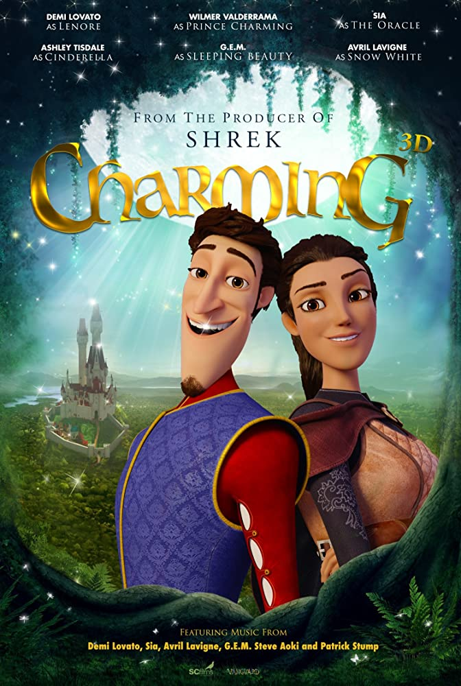 Charming 2018 Movie Official Trailer