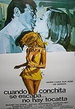 Cuando Conchita se escapa, no hay tocata