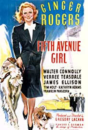 5th Ave Girl Poster