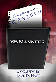 86 Manners Poster
