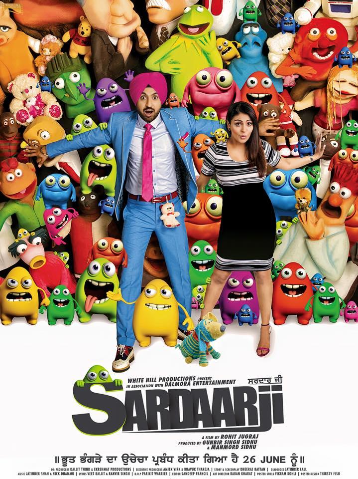 Sardaarji (2015) Punjabi Movie