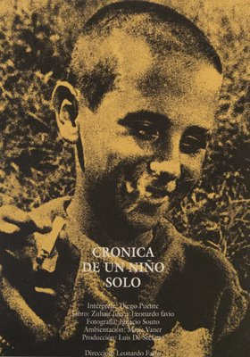Chronicle Of A Boy Alone 1965 with English Subtitles 17