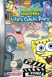 SpongeBob SquarePants: Lights, Camera, Pants! Poster