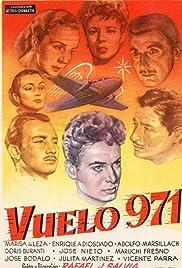 Vuelo 971 Poster