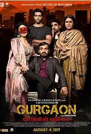 Gurgaon (2017) HDRip Hindi Full Movie (419.MB)