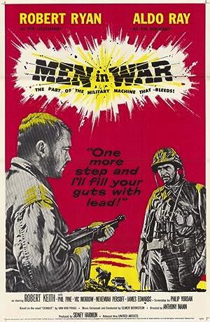 Movie Men in War (1957)