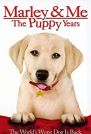 'Marley & Me: The Puppy Years' Goes to Training Camp Poster