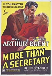 More Than a Secretary Poster
