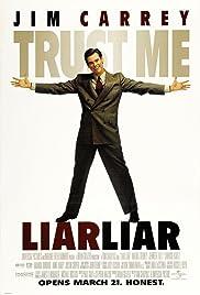 Liar Liar Poster