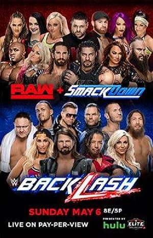 WWE Backlash  (2018)