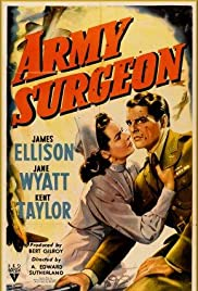 Army Surgeon Poster