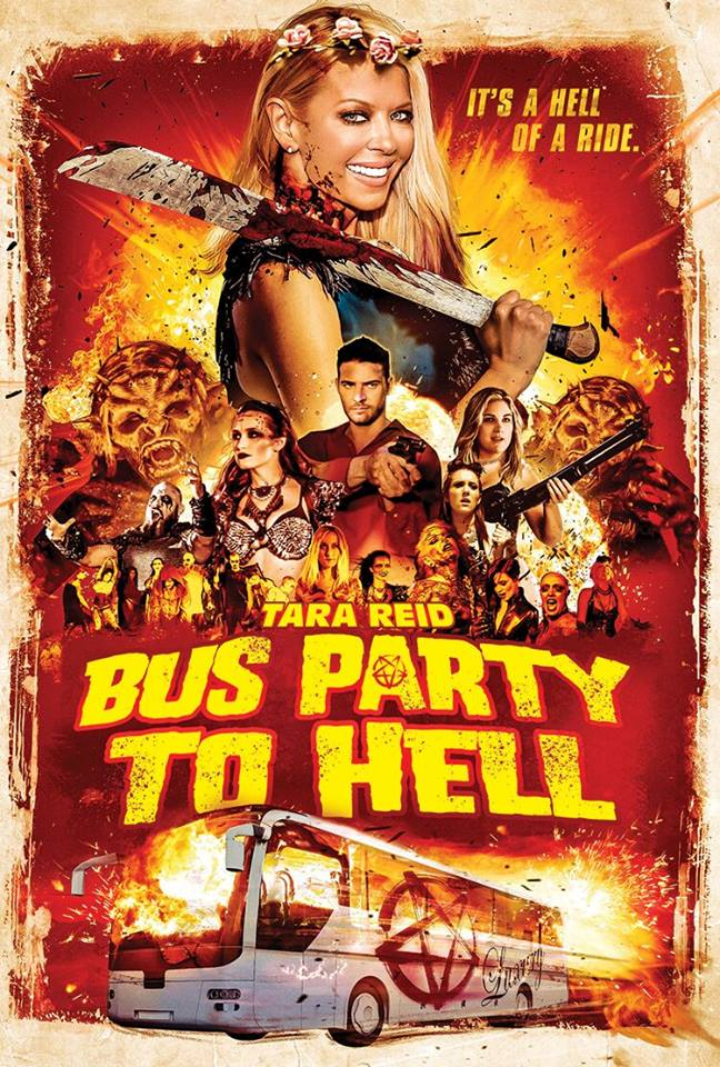 Party Bus To Hell (2017), Online Subtitrat