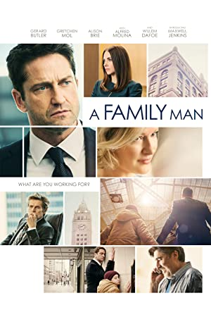 A Family Man Poster