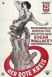 Der rote Kreis Poster
