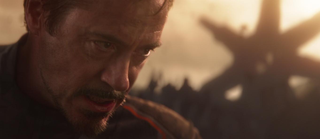 Robert Downey Jr. in Avengers: Infinity War (2018)