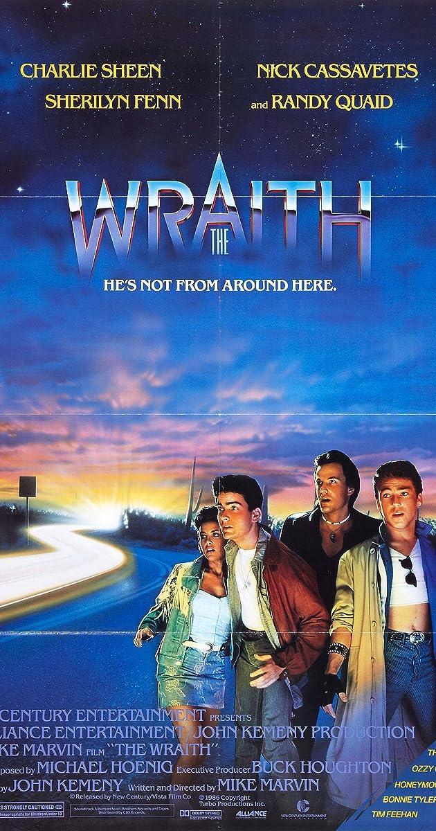 The Wraith 1986 Imdb