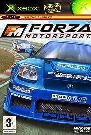Forza Motorsport Poster