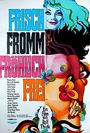 Frisch, fromm, fröhlich, frei Poster