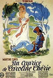 Caroline Cherie Poster