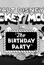 The Birthday Party Poster