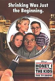 Honey, I Shrunk the Kids: The TV Show Poster