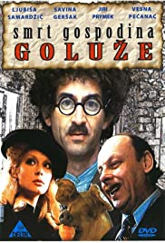 Smrt gospodina Goluze Poster