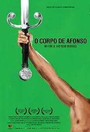 O Corpo de Afonso Poster
